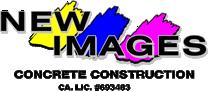 New Images Concrete Logo